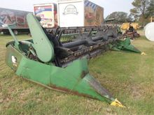 John Deere Bean Header