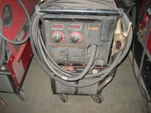 LINCOLN POWER MIG WELDER, S/N U