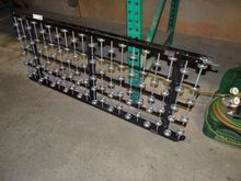 SECTION OF ROLLER RACK