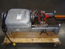RIDGID MOD: 500 PIPE THREADER