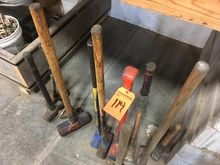 11 - sledge hammers