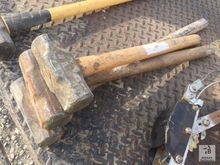 3 - Sledge Hammers