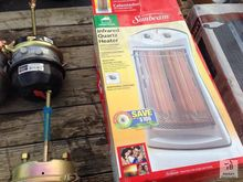 Sunbeam Infrared Quartz Heater