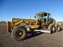 1989 CATERPILLAR 140G VHP ALL W