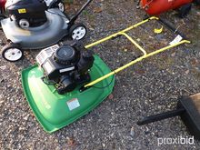 Hover Mower, gas