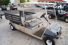 Club Car CARRY ALL 6 Gas Powere