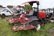 Toro Groundsmaster 4500D 4x4 Co