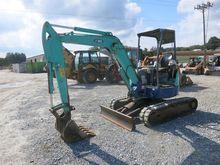 IHI 35NX2 Mini Excavator