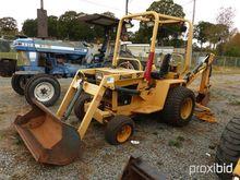 Terramite T5C Mini Tractor Load