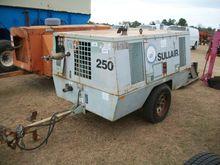 SULLAIR 250 DPQ JD AIR COMPRESS