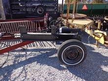 Pull Hyd. Wood Splitter
