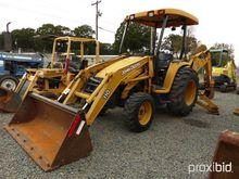 2009 John Deere 110 4X4 Mini Tr