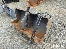 Skid Steer Grapple Bucket(Fits