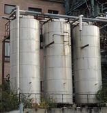 Steel pressure tanks - Ocelove