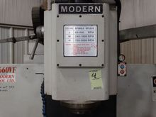MODERN TOOL EM-1660VF MILLING M