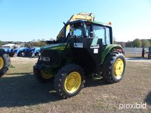 John Deere 6320 MFWD Tractor, s