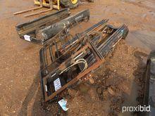 """31.5"""" Forklift Mast, s/n 61401"""