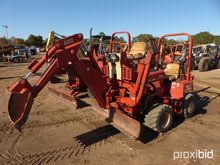 Ditchwitch 3700CD 4WD Trencher,