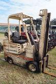 Allis-Chalmers Forklift Not Run