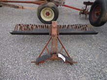 J Bar 6' Rock Rake