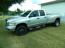 2007 Dodge One Ton Dually 4wd A
