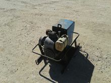 Miller Roughneck Generator