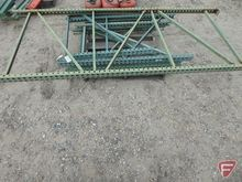 Pallet racking: 48X10 upright a