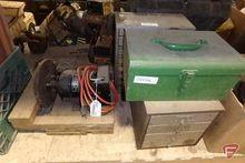 Raytheon electric motor and har