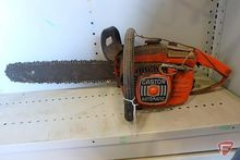 Castor automatic gas chainsaw