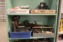 Contents of 2 shelves: Sears Cr