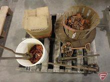 Banding supplies: banding, cutt
