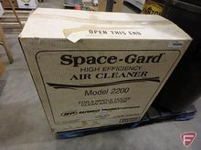 Space Guard air cleaner 2200