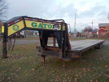 2014 GATORMADE 40' T/A DUAL WHE