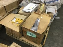 Pallet of maintenance equipment