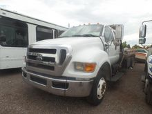 2005 Ford F-650 Tow Truck