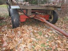 Four Wheel Farm Wagon with 6 FT