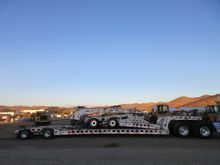 2000 Murray Low Bed Trailer