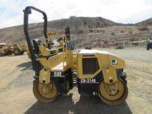 2005 Caterpillar CB-214E Vibrat