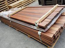 Tropical Hardwood Decking 1X4 M