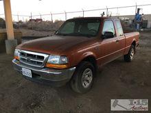 2000 Ford Ranger Orange, Extrem