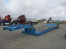 Cozad 16-Wheel Lowboy Equipment