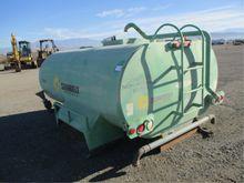 2,000 Used Water Tank & Plumbin