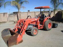 2004 Kubota L3430D Utility Trac