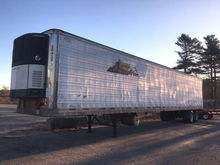 2005 Wabash 53' Refrigerated Va