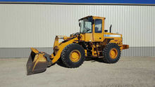 Hyundai HL740-3 Wheel Loader