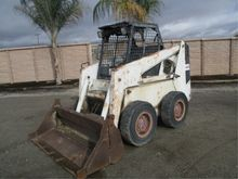 Used Bobcat 943 Skid