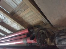 """Westfield 8""""x60' Electric Auger"""