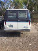 1989 Ford Club Wagon Van, VIN #