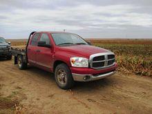 2007 Dodge 2500 2WD, 4-Dr. Pick