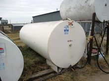 1500-Gal. Diesel Tank